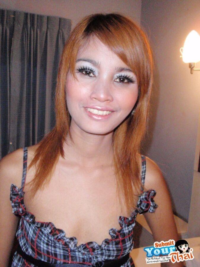 Секс с молодой тайской прошмой
